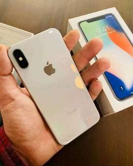 I phone X best price good condition 7 months old