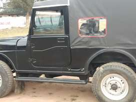 Jeep  modified with all facilities