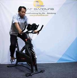 Sepeda Statis Spinning Bike GAF Bandung