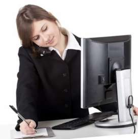 We need female for office work