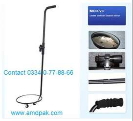 imported Security Mirror Convex Mirror Under Vehicle Inspection Mirror