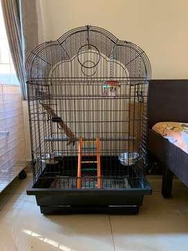 Bird cage big size