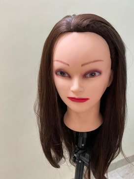 Hair pratice dummy