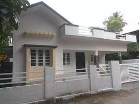 വെള്ളം കയറാത്ത സ്ഥലം Perubavoor 6 cent new house