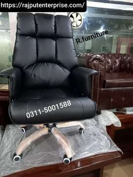 Imported executive chair _ Office table and sofa r available also