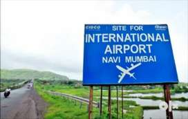 Tital clear plots for sale in Navi Mumbai airport area