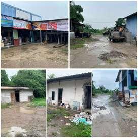 OVER SEWA LAHAN Ex. Toko Bangunan Material di Kota Serang - Banten