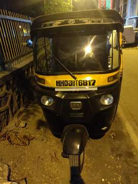 Bajaj RE60 2014 CNG & Hybrids 20000 Km Driven for rent basis up