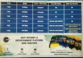 Connect broadband launch 5g fiber service in ludhiana