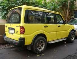 Mahindra Scorpio DX 2.6 Turbo 7 Str, 2005, Diesel