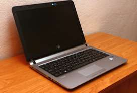 hp430 i7 4th gen 8gb 240gb ssd A++