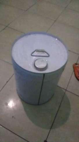 Jual drum bensin kpasitas 20 liter stok rediy bisa dkirim