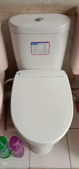 Klowet duduk merk toto type cw421jp ecowaser