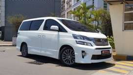 Toyota Vellfire 2.4 Z 2013 Perfect Condition Like New