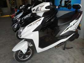 Electric Scooty Motorcycle