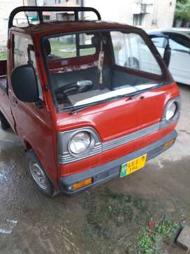 Suzuki pickup good condition fresh painted mechanical ok new tyres