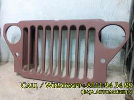 Willys Jeep Front Grill