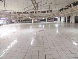 Pabrik ex-garment lokasi strategis di Pulo Gadung dekat pusat kota