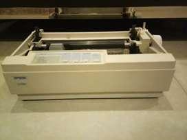 Printer dotmatrux epson lx 300 +