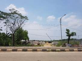 Tanah Siap Bangun di Karawang, pinggir Ring Road, Izin Lengkap