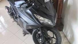 Kawasaki Ninja 250 fi thn 2013 ISTIMEWA