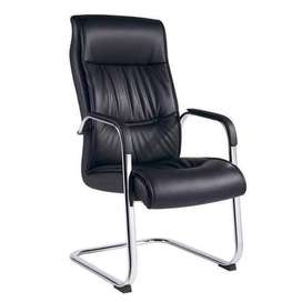 Leather Visitor Chair For Sale - Lahore
