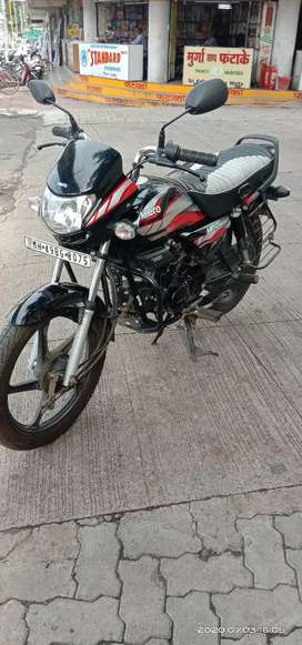 Hero HF deluxe 5 year insurance available only 9th month is old