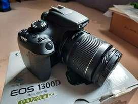 Canon eos 1300d SC rendah 10 rb an