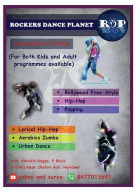Rockers Dance PLANNET (Dance Academy)