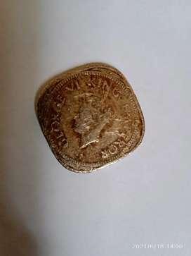 Old coins 2 ANNAS