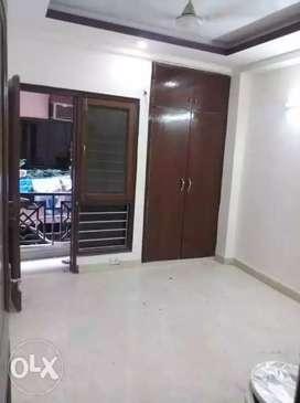 1 room kitchen builder flat in saket