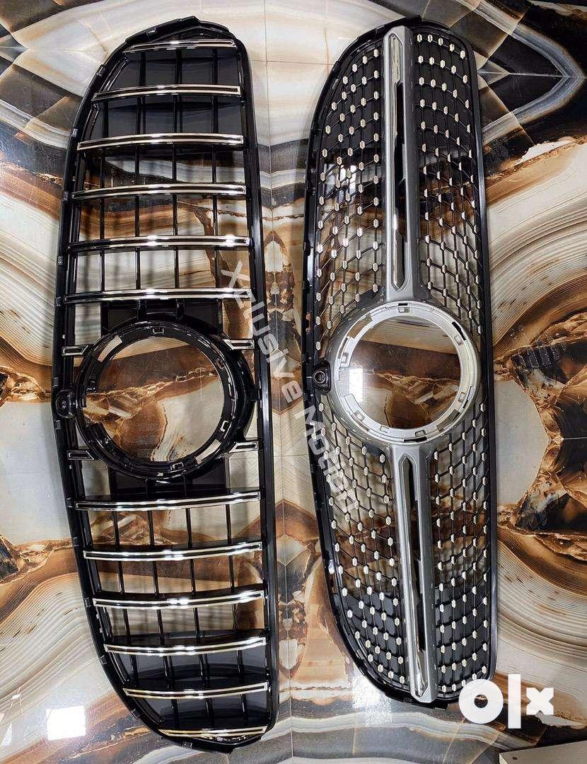 Audi RS grill, BMW M Grill, Mercedes Benz GTR & Diamond grill