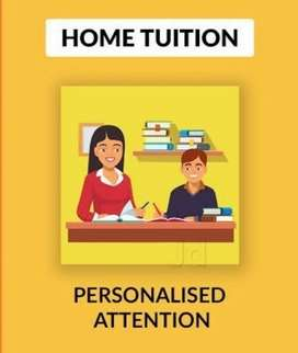 PERSONAL TUITIONS FOR KIDS NURSERY TO 4 STD