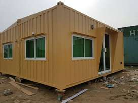 prefab, Porta Cabin, Portable Washroom and kitchen in Zhob