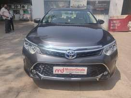 Toyota Camry Hybrid 2.5, 2017, Electric