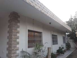 1000 yards well maintained bungalow on gizri streets.