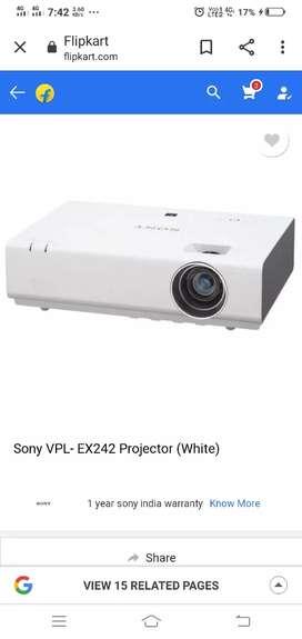 Projector ex242