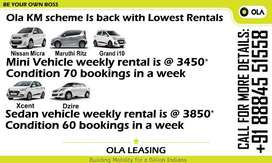 Drivers wanted - OLA Rental cars