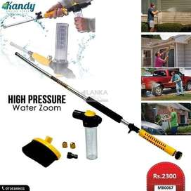 Water Zoom High Pressure Cleaner - Yellow
