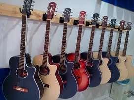 Akustik gitar dengar