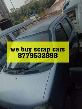 Car scrap buyers and dealers