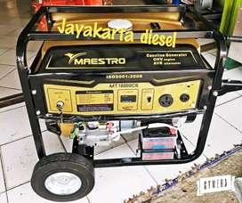 Genset Maestro bensin 8000 Watt COD