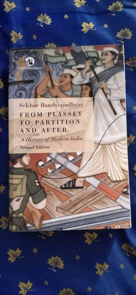 From Plassey to partition by Sekhar Bandyopadhyay