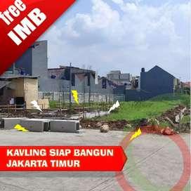 Kavling Siap bangun Jakarta timur yang paling diburu orang