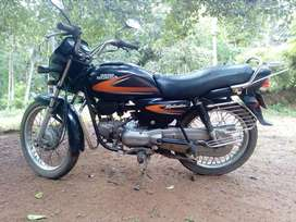 Hero Honda Splendor 2000 Model