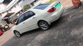 Toyota Corolla 2003 Petrol Well Maintained