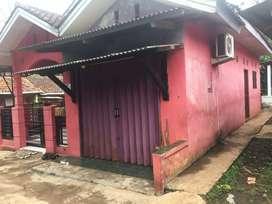 Jual rumah kampung siap huni tanpa renovasi