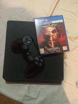 Ps4 slim 1 year old