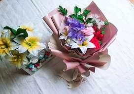 Flower bouquet indah