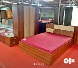 Lowest price bedroom set direct from factory
